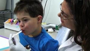 child-saliva-collection