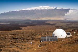 Photos by Neil Scheibelhut, HI-SEAS, University of Hawaii